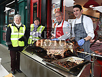 Alzheimers Pig on a Spit Tuite's Butchers