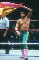Tito Santana, 1989, Photo By John Barrett/PHOTOlink