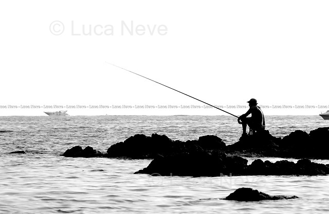 Fisherman - Calabria (Italy) 2009