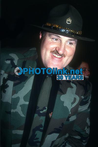 Sergeant Slaughter, 1995 Photo By John Barrett/PHOTOlink
