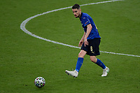 Jorge Luiz Frello Filho Jorginho of Italy in action during the Uefa Euro 2020 Final football match between Italy and England at Wembley stadium in London (England), July 11th, 2021. Photo Andrea Staccioli / Insidefoto