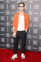 Oliver Proudlock<br /> arrives for the Dazn x Matchroom VIP Launch Event at the German Gymnasium Kings Cross, London<br /> <br /> ©Ash Knotek  D3569  27/07/2021