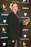 Rossy de Palma attends the Feroz Cinema Awards 2015 at Las Ventas, Madrid,  Spain. January 25, 2015.(ALTERPHOTOS/)Carlos Dafonte)
