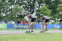 SCHAATSSPORT: ©foto Martin de Jong