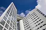 Nederland, Den Haag, Voorburg, 09-10-2013. ICC International Criminal Court. Exterior. War Crimes, justice, Africa, <br /> foto Michael Kooren/Hollandse Hoogte