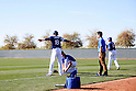 Los Angeles Dodgers spring training baseball camp