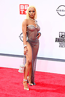 LOS ANGELES - JUN 27:  Kayykilo at the BET Awards 2021 Arrivals at the Microsoft Theater on June 27, 2021 in Los Angeles, CA