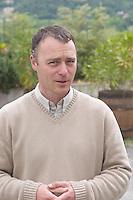 Jacques Grange, oenologue delas freres tournon-s-r rhone france