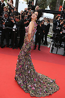 MALIKA SHARIVAR<br /> The Beguiled' Red Carpet Arrivals - The 70th Annual Cannes Film Festival<br /> CANNES, FRANCE - MAY 24 attends the 'The Beguiled' screening during the 70th annual Cannes Film Festival at Palais des Festivals on May 24, 2017 in Cannes, France