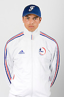 15 Aug 2007: Yann Dal Zotto - Team France Baseball