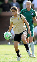 Tina DiMartino..Saint Louis Athletica tied 1-1 with F.C Gold Pride, at Anheuser-Busch Soccer Park, Fenton, Missouri.