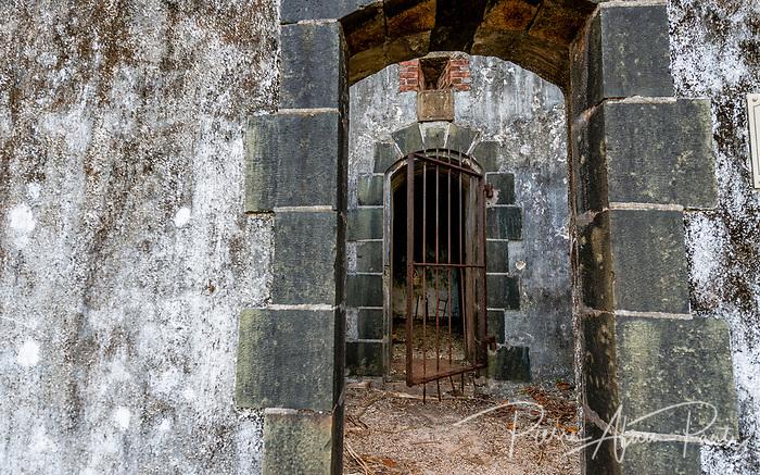 ancien bagne de prony