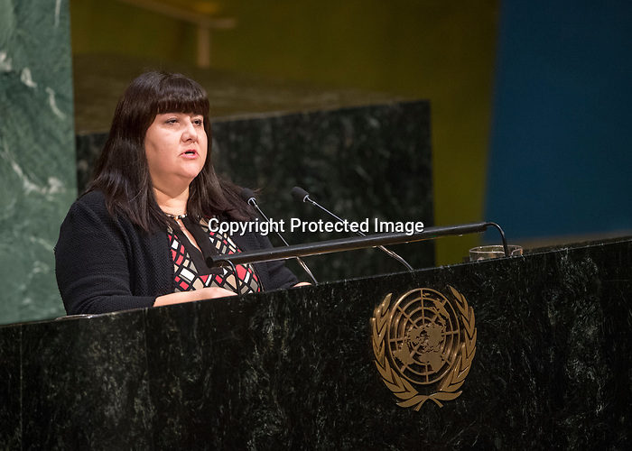 GA 72<br /> High-level meeting of the General Assembly on the appraisal of the United Nations Global Plan of Action to Combat Trafficking in Persons <br /> <br /> ?? sorry Do not have the list :(