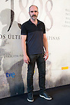 """Luis Tosar during the photocall of the start filming the spanish film """"1898. Los ultimos de Filipinas"""" in Madrid. May 05, 2016. (ALTERPHOTOS/BorjaB.Hojas)"""