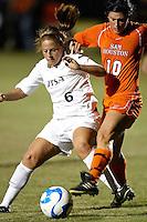 091023-Sam Houston St. @ UTSA Soccer