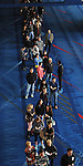 A line forms for the Houston Marathon Expo at the George R. Brown Convention Center Friday Jan. 16,2015.(Dave Rossman For the Chronicle)