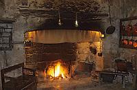 Europe/France/Midi-Pyrénées/32/Gers/Cassaigne/Chateau de Cassaigne: Armagnac - La cuisine