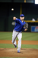 John Lackey - 2016 Chicago Cubs (Bill Mitchell)