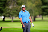 Shaun Campbell. Day one of the Brian Green Property Group NZ Super 6s Manawatu at Manawatu Golf Club in Palmerston North, New Zealand on Thursday, 25 February 2021. Photo: Dave Lintott / lintottphoto.co.nz