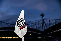A general view of the University of Bolton stadium  <br /> <br /> Photographer Andrew Kearns/CameraSport<br /> <br /> The EFL Sky Bet League Two - Bolton Wanderers v Mansfield Town - Tuesday 3rd November 2020 - University of Bolton Stadium - Bolton<br /> <br /> World Copyright © 2020 CameraSport. All rights reserved. 43 Linden Ave. Countesthorpe. Leicester. England. LE8 5PG - Tel: +44 (0) 116 277 4147 - admin@camerasport.com - www.camerasport.com