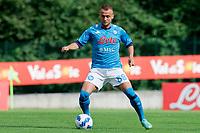 Stanislav Lobotka<br /> Dimaro 18/07/2021 <br /> Football 2021/2022 preseason friendly match between SSC Napoli and Bassa Anaunia <br /> Photo Image Sport / Insidefoto