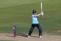 Adam Wheater in batting action for Essex during Hampshire Hawks vs Essex Eagles, Royal London One-Day Cup Cricket at The Ageas Bowl on 22nd July 2021
