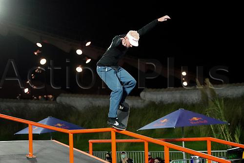 6th November 2020; Parc del Forum, Barcelona, Catalonia, Spain; Imagin Extreme Barcelona; picture show Gustavo Ribeiro (POR) during the mens street final