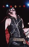 KING DIAMOND , Live , 1986 , DAVID PLASTIK