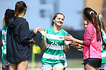 Mean Green Soccer v Oklahoma State University at Mean Green Soccer and Track & Field Stadium in Denton on March 14, 2021