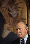 Peter Wilson Sotheby's auction house president 1980s.