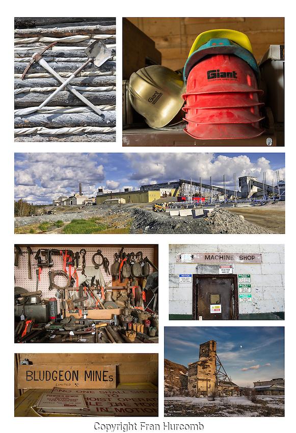Mining composite