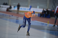 SPEEDSKATING: 13-02-2020, Utah Olympic Oval, ISU World Single Distances Speed Skating Championship, 3000m Ladies, Carlijn Achtereekte (NED), ©Martin de Jong