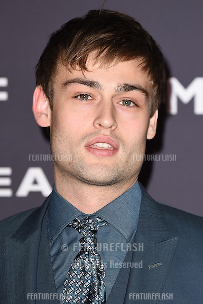 Douglas Booth arrives for the BBC Films' 25th Anniversary Reception at Radio Theatre, New Broadcasting House, London. 27/03/2015 Picture by: Steve Vas / Featureflash