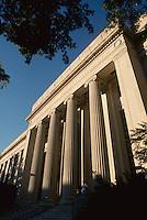 MIT campus entry columns, Cambridge, MA