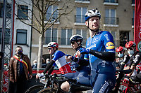 Sam Bennett (IRA/Deceuninck - Quick Step) on the start line<br /> <br /> 45th Oxyclean Classic Brugge-De Panne 2021 (ME/1.UWT)<br /> 1 day race from Bruges to De Panne (204km)<br /> <br /> ©kramon