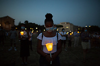 18.09.2020 - Giustizia Per Willy - Candlelit Vigil For Willy Monteiro Duarte in Rome
