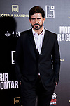 Hernan Zin attends to 'Morir para contar' film premiere during the Madrid Premiere Week at Callao City Lights cinema in Madrid, Spain. November 13, 2018. (ALTERPHOTOS/A. Perez Meca)