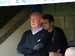 St Johnstone v Dundee United....01.09.12      SPL  .Peter Houston.Picture by Graeme Hart..Copyright Perthshire Picture Agency.Tel: 01738 623350  Mobile: 07990 594431