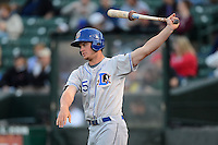 Durham Bulls outfielder Wil Myers #5 during a game against the Rochester Red Wings on May 17, 2013 at Frontier Field in Rochester, New York.  Rochester defeated Durham 11-6.  (Mike Janes/Four Seam Images)