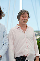 """CANNES, FRANCE - JULY 13: French actor Mathieu Amalric at photocall for the film """"The French Dispatch"""" at the 74th annual Cannes Film Festival in Cannes, France on July 13, 2021 <br /> CAP/GOL<br /> ©GOL/Capital Pictures"""
