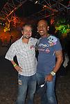 Daniel Negreanu and Montel Williams