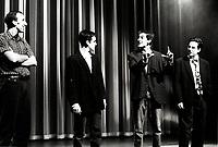 Laval Qui Rit 1992 -Les Bizarroides : Martin Petit, Guy Levesques, Ken Scott, Stephane E Roy