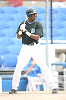 August 13, 2008: Markus Brisker (10) of the GCL Blue Jays at Knology Park in Dunedin, FL.  Photo by: Chris Proctor/Four Seam Images