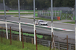 Le Mans Porsche 919 Prototype 1-Hybrid (LMP1-H) testing at Monza Autodrome through the Ascari Chicane during the 72nd Italian Open held in the Royal Park, Monza, Italy. 17-20th September 2015.<br /> Picture Eoin Clarke   Golffile