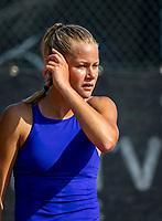 Rotterdam, Netherlands, August 22, 2017, Rotterdam Open, Nina Kruijer (NED)<br /> Photo: Tennisimages/Henk Koster