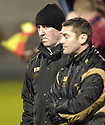 22/12/2007      Copyright Pic: James Stewart.File Name : sct_jspa21_motherwell_v_falkirk.MOTHERWELL MANAGER MARK MCGHEE WATCHES HIS SIDE GO 0-3 DOWN TO FALKIRK.James Stewart Photo Agency 19 Carronlea Drive, Falkirk. FK2 8DN      Vat Reg No. 607 6932 25.Office     : +44 (0)1324 570906     .Mobile   : +44 (0)7721 416997.Fax         : +44 (0)1324 570906.E-mail  :  jim@jspa.co.uk.If you require further information then contact Jim Stewart on any of the numbers above.........