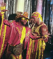 Randy Macho Man Savage Hulk Hogan1990                                                                       By John Barrett/PHOTOlink