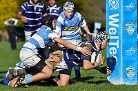 20210728 U15 Rugby - St Patrick's College Silverstream v St Patrick's College Wellington
