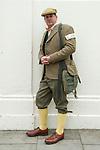 The Tweed Run London UK. Interview with Jonathan Fulford