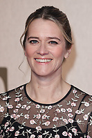 "Edith Bowman<br /> London Film Festival screening of ""The Favourite"" at the BFI South Bank, London<br /> <br /> ©Ash Knotek  D3448  18/10/2018"